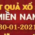 XSMN –  Xổ Số Miền Nam hôm nay 30/1 kết quả, XS Hồ Chí Minh , XS Hậu Giang, XS Hậu Giang XS Long An