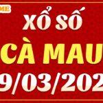 Xổ Số Cà Mau 29/03/2021 – XSCM – SXCM – XSCMAU – Kết quả Xổ số kiến thiết đài Cà Mau hôm nay thứ 2
