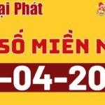 XSMN ngày 21/4/2021 – Kết Quả Xổ Số Miền Nam Thứ 4 Hôm Nay, SXMN, XS Đại Phát