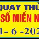 Quay Thử Kết Quả Xổ Số Miền Nam/XSMN Ngày 21 tháng 6 năm 2021